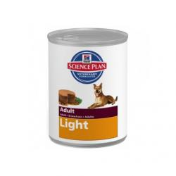 Hill's Adult Light Pollo Alimento para perros 12 x 370g