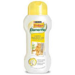 Purina Friskies Elementia Champú Neutral pH Gatos 250ml