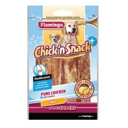 Flamingo Chick´n Snack Pure Chicken Joints Bolsa 85g