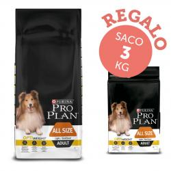 Purina Pro Plan Adult Light OptiWeight All Size 14kg