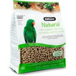ZuPreem Natural ML Loros y Conuros 1,36kg