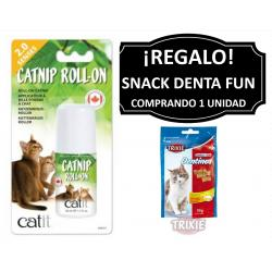Catit Catnip Para Gatos 2.0 Roll-On 50 ml