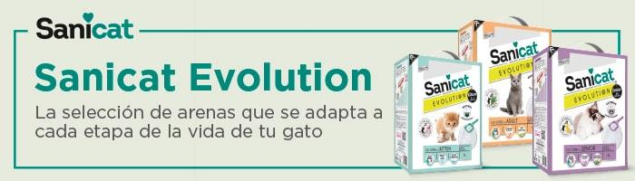 Sanicat Evolution