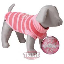 Trixie Richmond Jersey color rosa talla xs