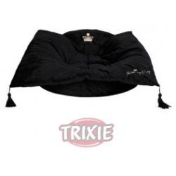 Trixie King of Dogs cama para perros color negro