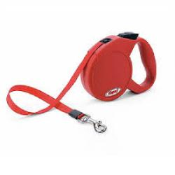 Flexi Correa Cat para Gatos Color Rojo