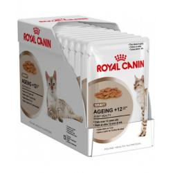 Royal Canin Ageing +12  12 x 85 g