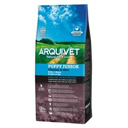 Arquivet Natural Food Puppy Junior Pollo y Arroz 15kg