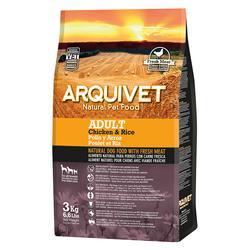 Arquivet Natural Food Adult Pollo y Arroz 3kg