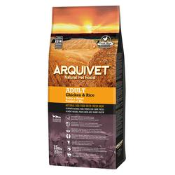 Arquivet Natural Food Adult Pollo y Arroz 15kg