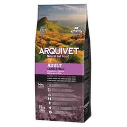 Arquivet Natural Food Adult Cordero y Arroz 15kg