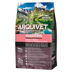 Arquivet Natural Food Sensitive Salmón y Patata 3kg
