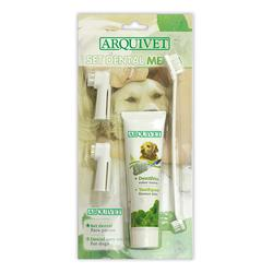 Arquivet Set Dental Sabor Menta