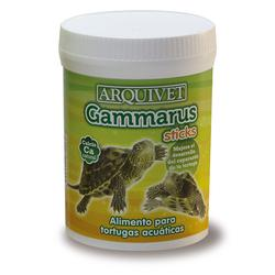 Arquivet Gammarus Sticks Tortugas 265 ml