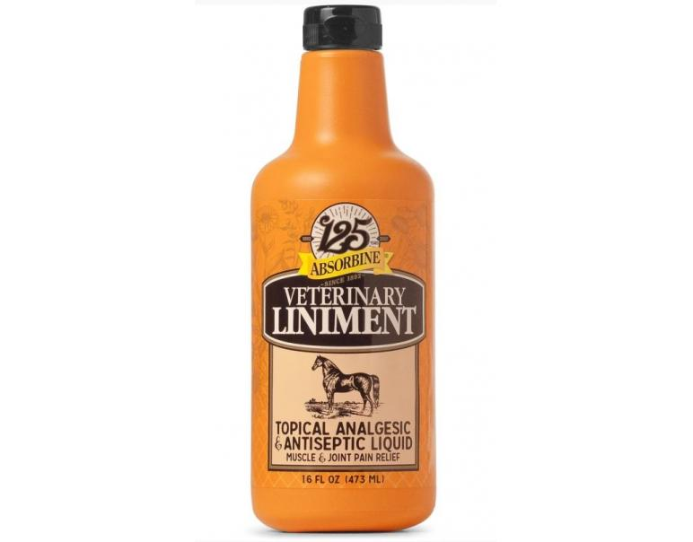 Absorbine Veterinary Liniment 473ml