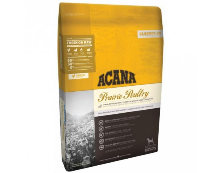 Acana Classic Dog Prairie Poultry 11,4kg