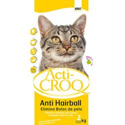 Acti-Croq Anti Hairball 2kg