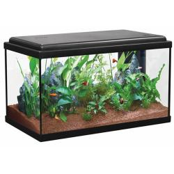 Aquatlantis Acuario Advance Led Negro 54 L