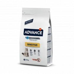 Advance Adult Cat Salmón & Rice Sensitive 3Kg