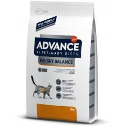 Advance Control de Peso Gatos 8 kg PVP 49,99