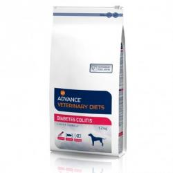 PACK AHORRO Advance Perros Diabetes Colitis 2 x 12 Kg