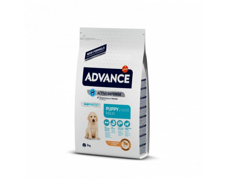 Advance Puppy Protect Maxi Chicken & Rice 12Kg