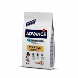 Advance Sensitive Salmón & Rice 3Kg