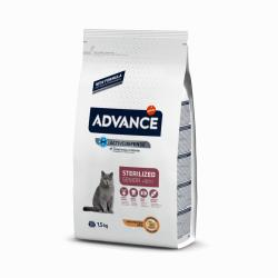 Advance Sterilized Senior 10+ 1,5Kg