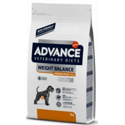 Advance Weight Balance Perros Medium/Maxi 3kg
