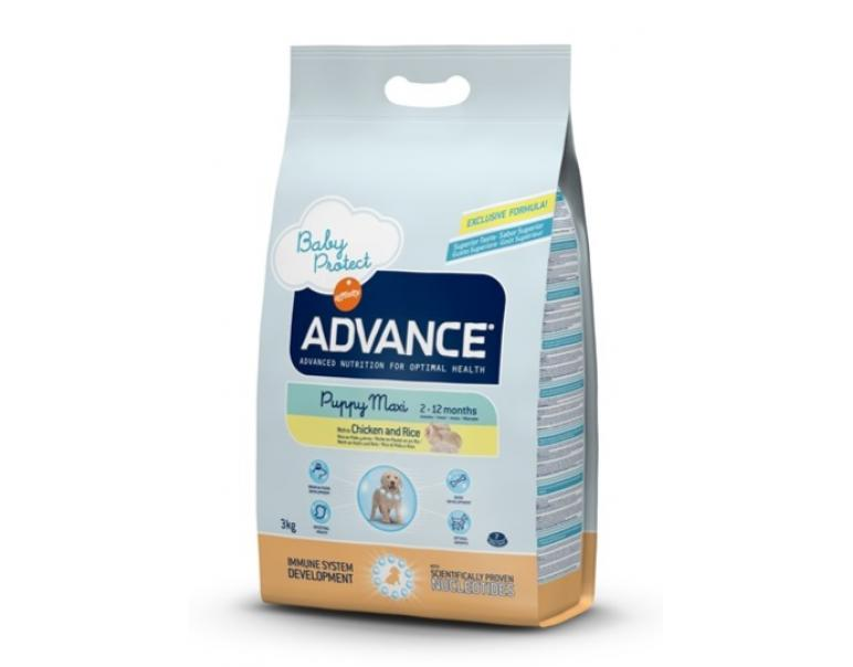 Advance Baby Protect Puppy Maxi 12kg