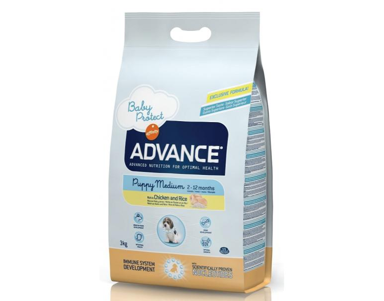 Advance Baby Protect Puppy Medium 12kg