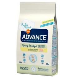 Affinity Advance Baby Protect Young Sterilized Cat 1.5 kg