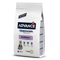 Advance Hairball Turkey & Rice 1,5Kg