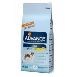 Affinity Advance Maxi Light Pollo 15 kg