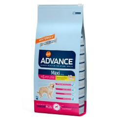 Advance Maxi Senior Pollo 15 kg
