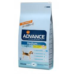 Advance Medium Light Pollo 12 kg