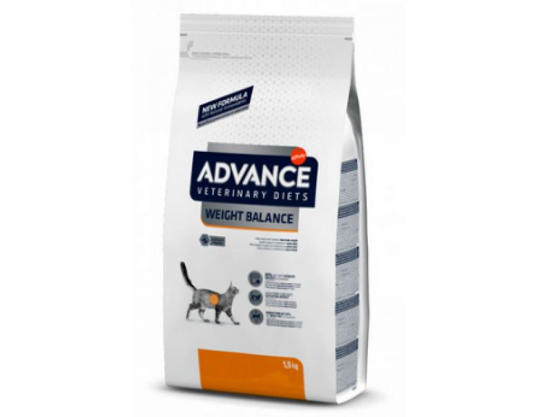 Affinity Advance Vet Diets Obesity Gatos 1,5Kg