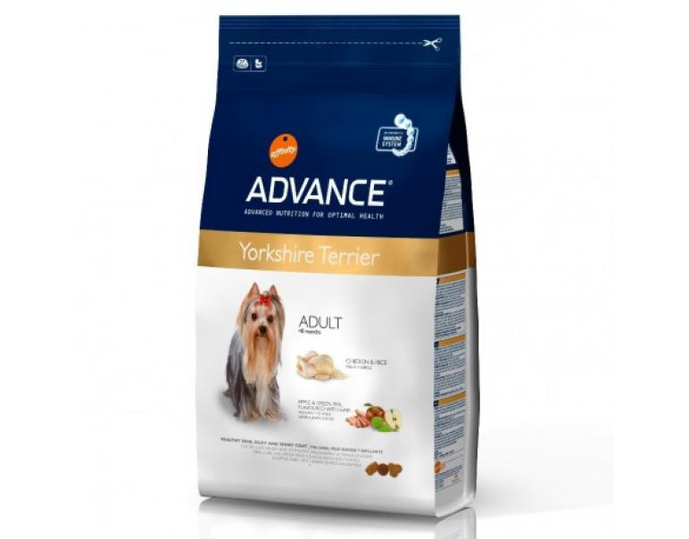 PACK AHORRO Affinity Advance Yorkshire Terrier  2 x 1,5kg