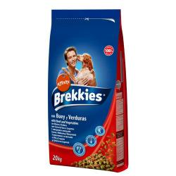 Affinity Brekkies Adult Mix Buey 20 kg