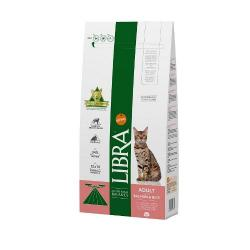 Libra Cat Adult Salmón 1,5Kg