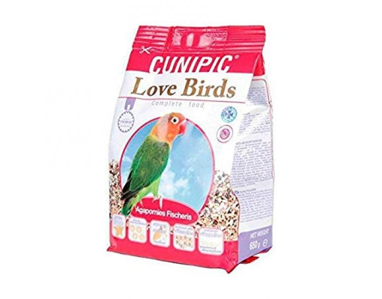 Cupinic Alimento Completo Agapornis 650g