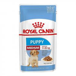 Royal Canin Húmedo Cachorro Medium 140 g