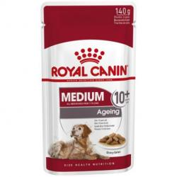 Royal Canin Húmedo Medium Ageing 10+ 140 g