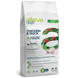 Alleva Holistic Pollo Medium Puppy & Junior 12kg