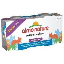 Almo Nature Atún & Pollo Menu del dia 170g