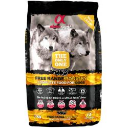 Alpha Spirit Only Aves de Corral 3 kg