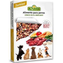 Altudog Alimento Natural Deshidratado Junior 250g