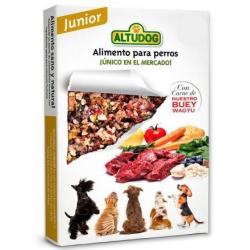Altudog Alimento Natural Deshidratado Junior 500g