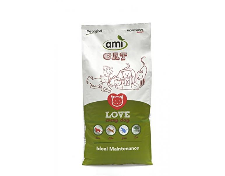 Amí Cat Pienso Vegano Gatos Adultos 7.5kg