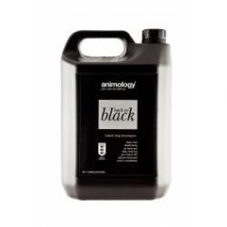 Animology Back to Black Champu Pelo Negro 5L